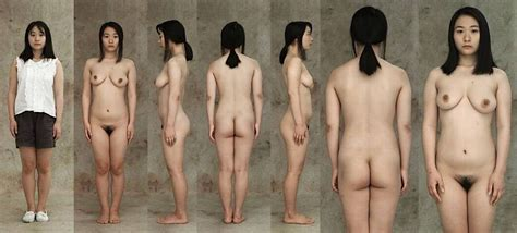 Asian Dressed/Undressed Series II