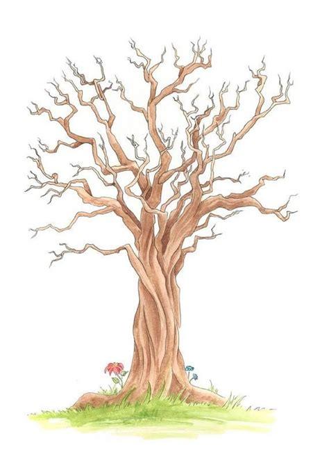 fingerabdruck baum wedding tree gaestebuch hochzeit etsy
