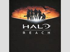 Official HALO Reach Game Cover Art Tee Shirt Buy Online