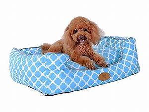 new pls birdsong trellis bolster dog bed pet bed cat With completely washable dog bed