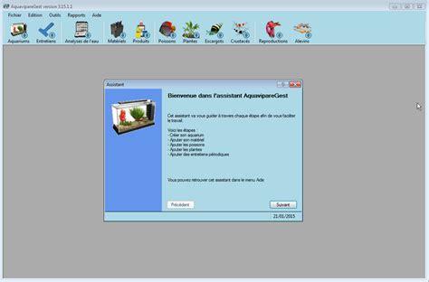 gestion aquarium en ligne logiciel gestion aquarium eau douce gratuit