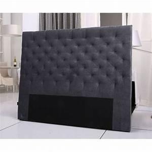 Tissu Pour Tete De Lit : tete de lit en tissu capitonne ~ Preciouscoupons.com Idées de Décoration
