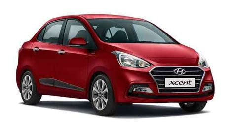 Hyundai Xcent Price (gst Rates), Images, Mileage, Colours