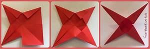 Servietten Falten Stern : 3d sterne basteln mit kindern aus papier anleitung ~ Markanthonyermac.com Haus und Dekorationen