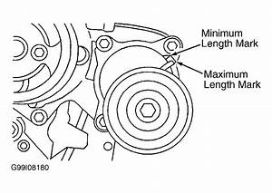 2002 Ford Crown Victoria Serpentine Belt Routing And
