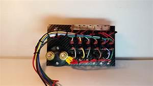 S13 180sx 240sx Center Switch Panel  U2013 Custom Cluster