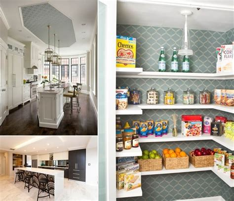 decorate your kitchen 13 stylish ways to decorate your kitchen with wallpaper