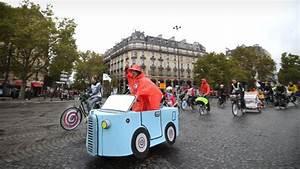 Dimanche Sans Voiture Paris : journ e sans voiture paris une capitale moins stressante l 39 express styles ~ Medecine-chirurgie-esthetiques.com Avis de Voitures
