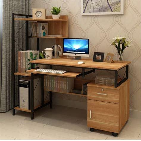 modern minimalist desk desktop computer desk