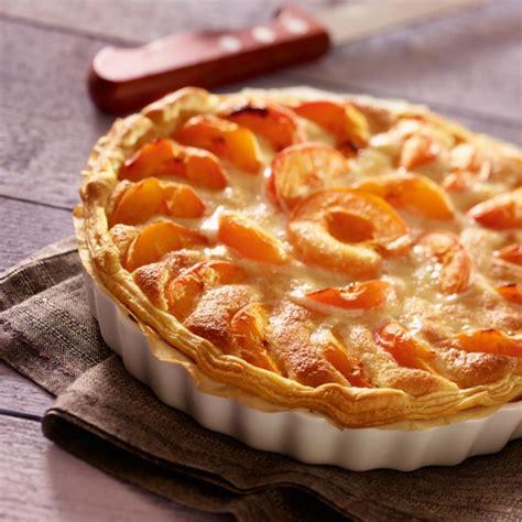 tarte abricot pate feuilletee recette tarte aux abricots et 224 la cr 232 me d amandes facile francine recette de tarte aux