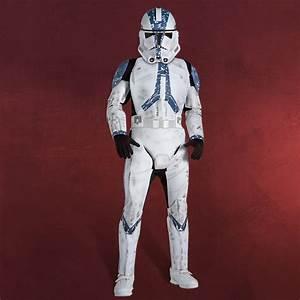 Star Wars Kinder Kostüm : fasching kinder kost m star wars klon krieger 3 tlg ebay ~ Frokenaadalensverden.com Haus und Dekorationen