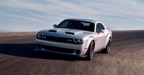 2019 Dodge Challenger Srt Hellcat Redeye Arrives With 797