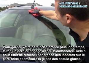 Nettoyer Pare Brise : 23 astuces simples pour que votre voiture soit plus propre que jamais ~ Medecine-chirurgie-esthetiques.com Avis de Voitures