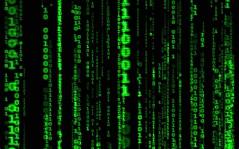 digital binary data  code stock footage video
