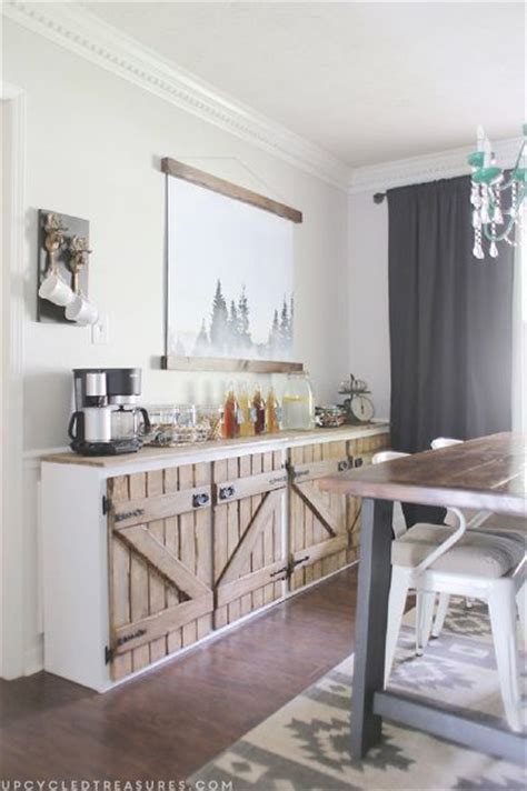 diy kitchen cabinet ideas upcycled barnwood style cabinet furniture style and