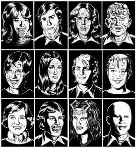 Charles Burns Black Hole - Pics about space