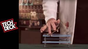 Tech Deck Trick Tape Flip Tricks Youtube