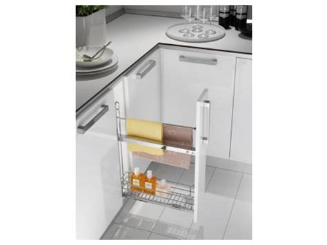 kitchen cabinet towel rail 150mm pull out towel rail lark larks
