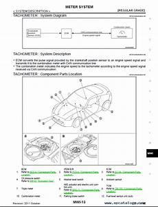 Nissan 370z Model Z34 Series 2011 Service Manual Pdf