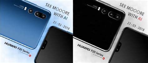 Unikly snímky Huawei P20 a jeho všech verzí: Tři ...