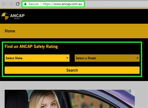 Safety Ratings by 3 Ways To Find Vehicle Safety Ratings Wikihow