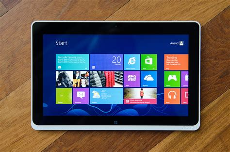 how much the tablet the clover trail atom z2760 review acer 39 s w510 tested