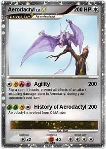 Pokémon Aerodactyl 67 67 - Agility - My Pokemon Card