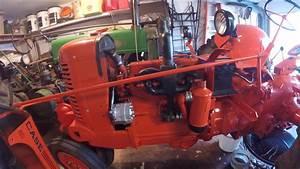 1941 Case Sc  12 Volt Conversion