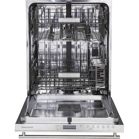 monogram  built  dishwasher stainless steel  pacific sales