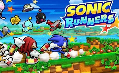 sonic runners  descargar  android apk gratis