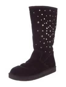 womens calf boots australia ugg australia studded mid calf boots shoes wuugg20923 the realreal