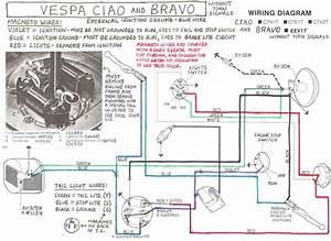 Electrical Troubleshooting Vespa Bravo  U2014 Moped Army