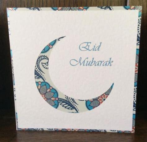handmade eid mubarak greeting card  images eid
