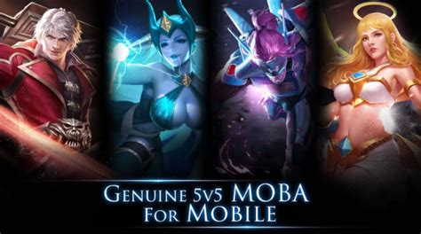 Mobile Legends Esports Moba For Pc Windows And Mac Free