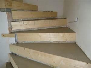 Faire Une Chape Exterieur : comment faire un coffrage escalier avant carrelage ~ Premium-room.com Idées de Décoration