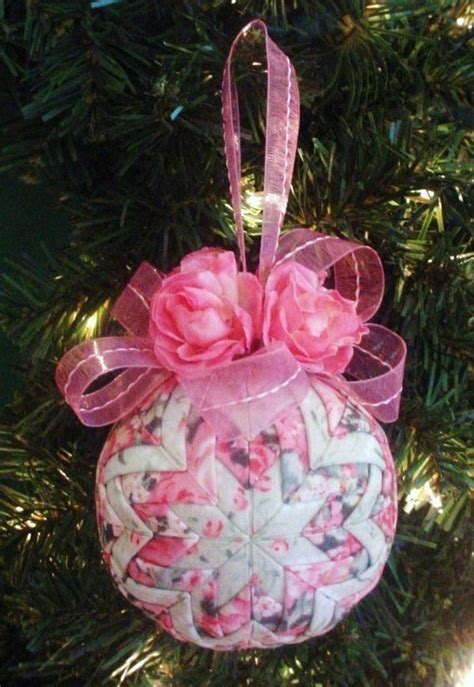 quilted christmas ornament pattern   christmasornament