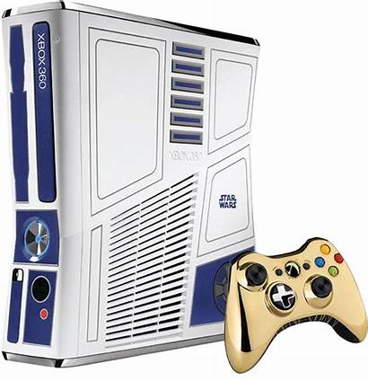 Xbox 360 Console Edition Limited Star Wars