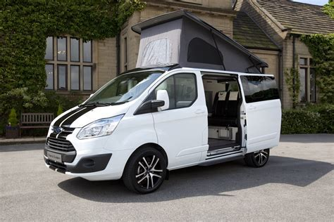 Wellhouse Leisure campervans head for Ford Transit Show