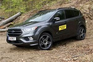 Ford Kuga 2017 St Line : ford kuga 2 0 tdci awd st line im test offroader tests offroad ~ Medecine-chirurgie-esthetiques.com Avis de Voitures