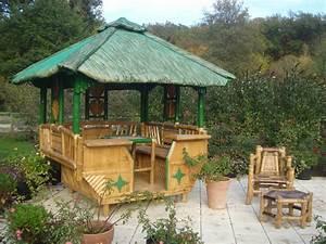 Tonnelle En Bambou : quelques liens utiles ~ Premium-room.com Idées de Décoration