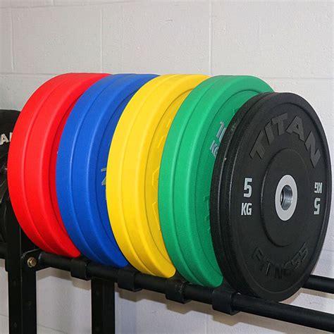 urethane bumper plates color  kg set sku
