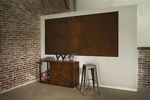 Peinture Sur Meuble : la peinture effet rouille sur un meuble c 39 est top ~ Mglfilm.com Idées de Décoration
