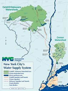 How New York City Kept Its Drinking Water Pure -- In Spite ...