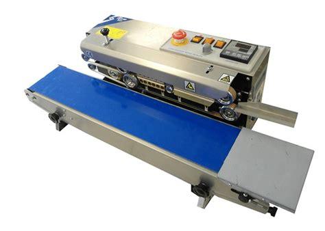 rapid sealer continuous band sealers impak corporation