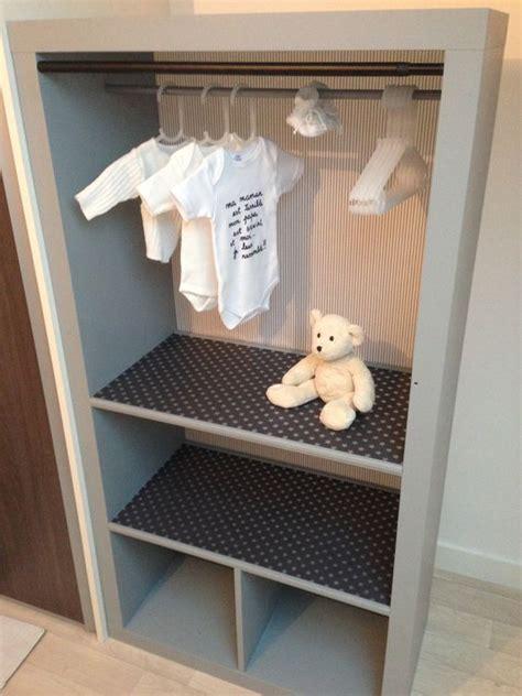 meuble de rangement pour chambre bébé création d 39 un dressing pour enfant à partir bosch