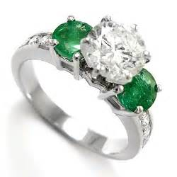 emerald engagement rings emerald engagement ring
