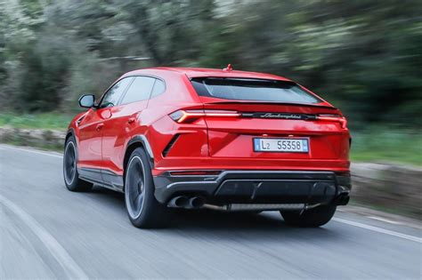 lamborghini urus review pictures auto express