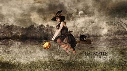 Halloween Witch 1080p Wallpapers Theme 1920 Backgrounds