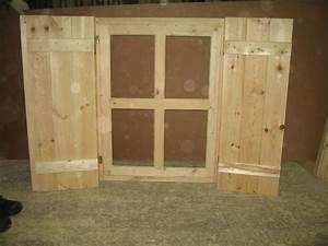 Fensterläden Selber Bauen : massivholz fensterl den sams gartenhaus shop ~ Frokenaadalensverden.com Haus und Dekorationen