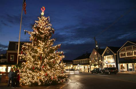 christmas prelude video photos kennebunkport maine